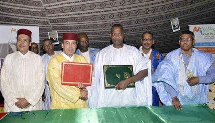 توقيع اتفاقية تعاون في مجال الشباب والرياضة بين المغرب وموريتانيا