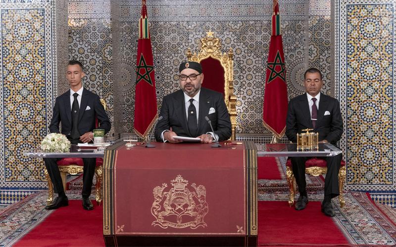 جلالة الملك يوجه خطابا ساميا إلى الأمة بمناسبة الذكرى الـ44 للمسيرة الخضراء