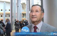 انتخاب السيد الشاوي بلعسال رئيسا للجنة البرلمانية المشتركة بين المغرب والاتحاد الأوروبي