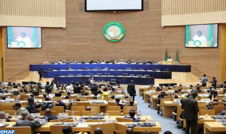 النقاط الرئيسية في تقرير جلالة الملك بشأن تفعيل المرصد الإفريقي للهجرة