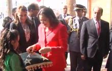 صاحبة السمو الملكي الأميرة لالة حسناء تترأس بالدار البيضاء افتتاح الدورة الـ26 للمعرض الدولي للنشر والكتاب
