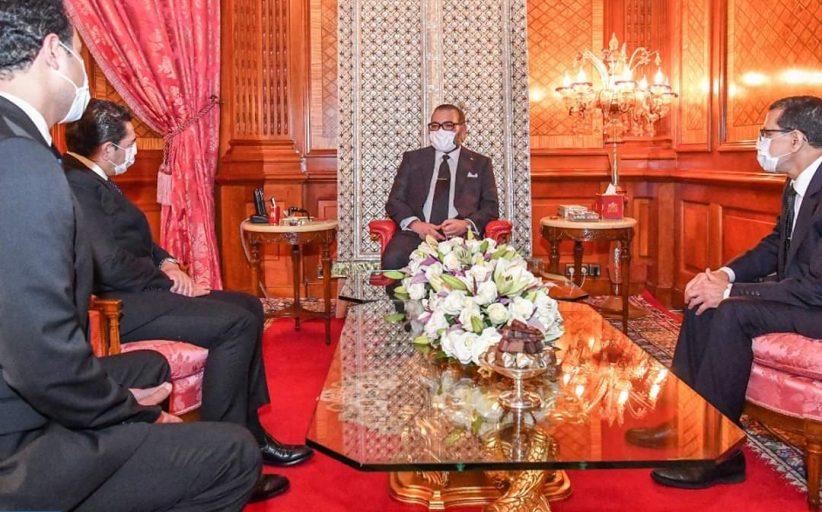 جلالة الملك يعين السيد عثمان الفردوس وزيرا للثقافة والشباب والرياضة