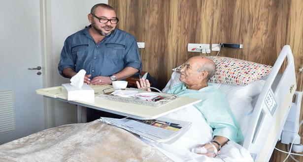وفاة الوزير الأول الأسبق عبد الرحمان اليوسفي