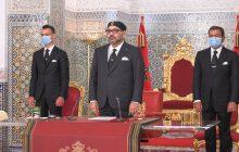 الأزمة الصحية.. المرحلة المقبلة تتطلب تضافر جهود كل المغاربة لرفع تحدياتها ( صاحب الجلالة )