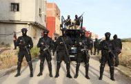 تفكيك خلية إرهابية موالية لتنظيم