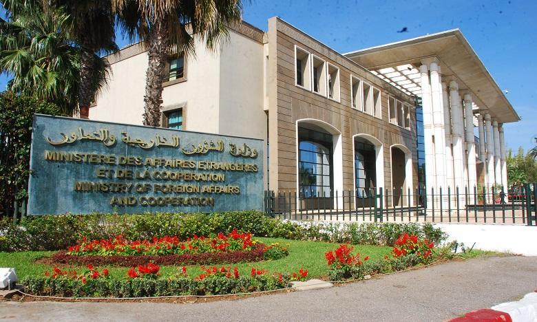 المملكة المغربية تعبر عن ارتياحها للتطور الإيجابي الذي تشهده العلاقات بين المملكة العربية السعودية ودولة قطر