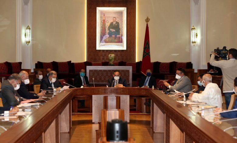 لجنة الداخلية بمجلس النواب تصادق على مشروع القانون التنظيمي المتعلق بمجلس المستشارين