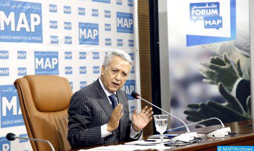 محمد ساجد یحل غدا الأربعاء ضیفا على ملتقى وكالة المغرب العربي للأنباء