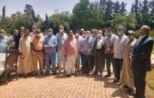 ساجد يترأس لقاءا تنظيميا للحزب بجهة مراكش اسفي