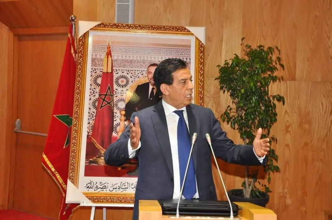 انتخاب جودار نائبا لرئيس مجلس النواب